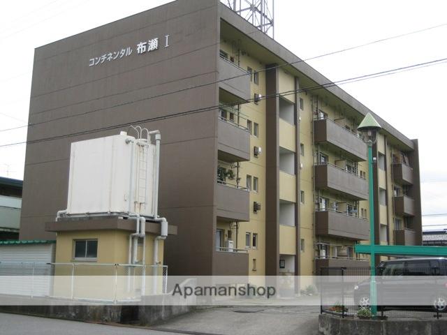 富山県富山市の築37年 4階建の賃貸マンション