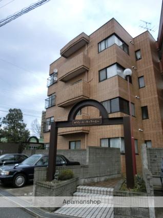 富山県富山市、大泉駅徒歩2分の築27年 4階建の賃貸マンション