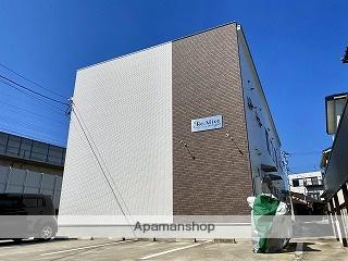 富山県富山市、大学前駅徒歩22分の築2年 2階建の賃貸アパート