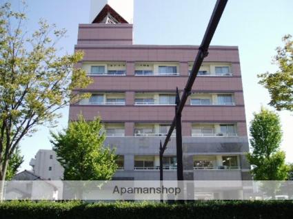 富山県富山市、広貫堂前駅徒歩6分の築43年 5階建の賃貸マンション