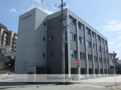 富山県富山市、富山駅徒歩4分の築16年 4階建の賃貸マンション
