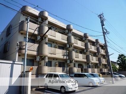 富山県富山市、安野屋駅徒歩10分の築23年 3階建の賃貸マンション