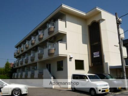 富山県富山市、不二越駅徒歩8分の築28年 3階建の賃貸マンション
