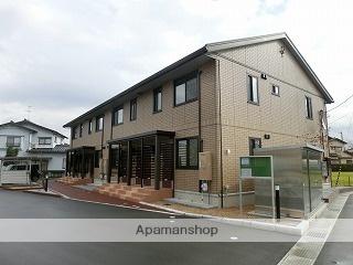 富山県富山市、越中荏原駅徒歩30分の築1年 2階建の賃貸アパート