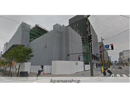 富山県富山市、国際会議場前駅徒歩4分の築1年 6階建の賃貸マンション
