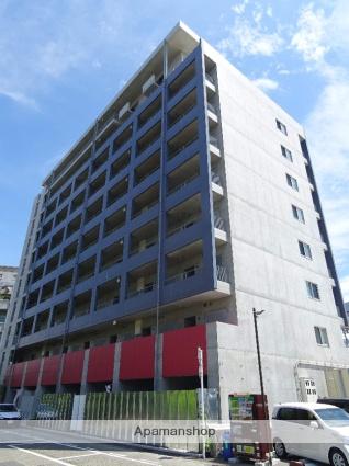 富山県富山市、桜橋駅徒歩2分の新築 10階建の賃貸マンション