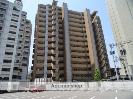 富山県富山市、桜橋駅徒歩3分の築8年 14階建の賃貸マンション