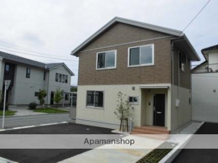 富山県富山市、大泉駅徒歩10分の新築 2階建の賃貸一戸建て