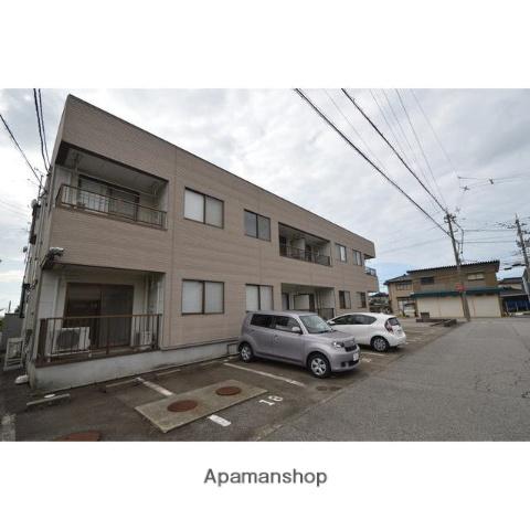 富山県富山市、上堀駅徒歩9分の築22年 2階建の賃貸アパート