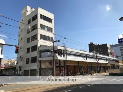 富山県富山市、上本町駅徒歩4分の築36年 6階建の賃貸マンション