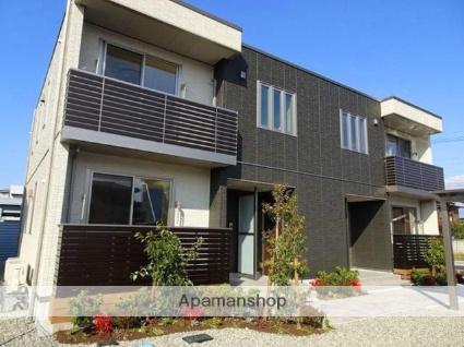 富山県富山市、東新庄駅徒歩9分の新築 2階建の賃貸アパート