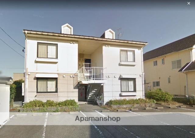富山県富山市、越中八尾駅徒歩14分の築21年 2階建の賃貸アパート