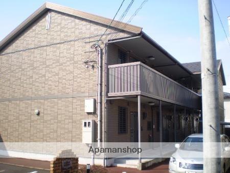 富山県富山市、不二越駅徒歩12分の築14年 2階建の賃貸アパート