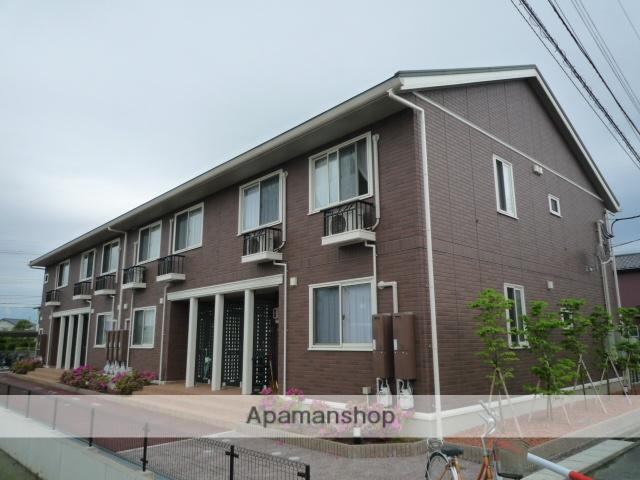富山県富山市、大泉駅徒歩8分の築8年 2階建の賃貸アパート