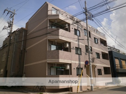 富山県富山市、富山駅徒歩4分の築14年 4階建の賃貸マンション