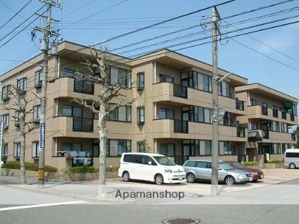 富山県富山市、大泉駅徒歩7分の築19年 3階建の賃貸マンション