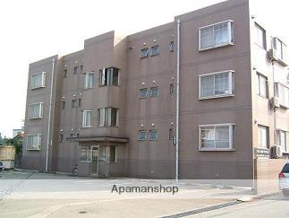 富山県富山市、南富山駅前駅徒歩9分の築22年 3階建の賃貸マンション