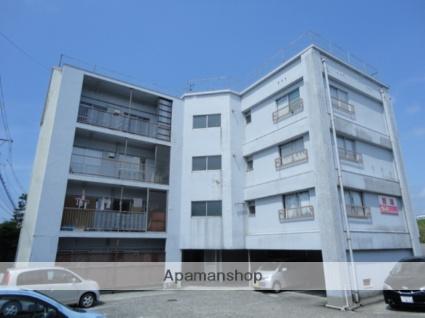 富山県富山市、富山トヨペット本社前駅徒歩3分の築48年 4階建の賃貸マンション