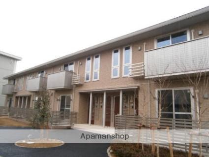 富山県富山市、粟島(大阪屋ショップ前)駅徒歩12分の築4年 2階建の賃貸アパート