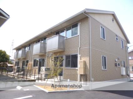 富山県富山市の築3年 2階建の賃貸アパート