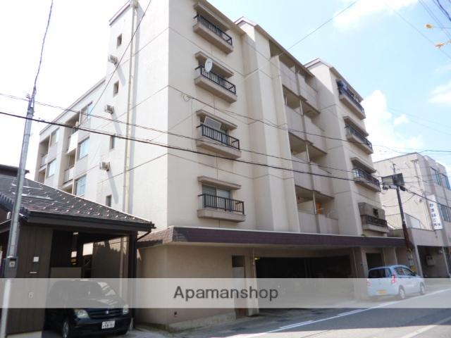 富山県富山市、荒町駅徒歩6分の築36年 5階建の賃貸マンション