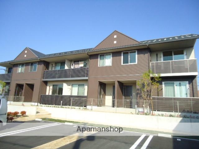 富山県富山市の築2年 2階建の賃貸アパート