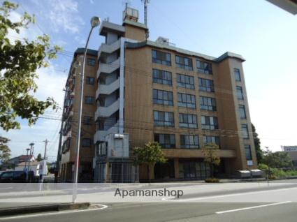 富山県富山市、南富山駅徒歩11分の築31年 6階建の賃貸マンション