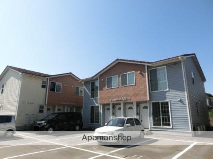 富山県富山市、不二越駅徒歩10分の築11年 2階建の賃貸アパート