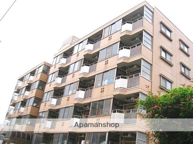 富山県富山市の築18年 5階建の賃貸マンション