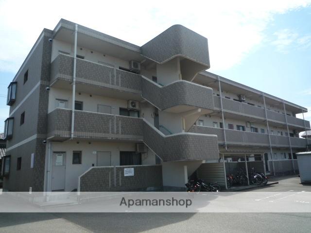 富山県富山市、大泉駅徒歩16分の築20年 3階建の賃貸マンション