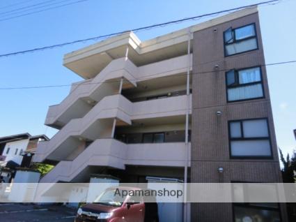 富山県富山市、呉羽駅徒歩8分の築22年 4階建の賃貸マンション