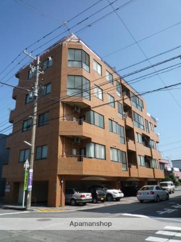 富山県富山市、広貫堂前駅徒歩6分の築26年 8階建の賃貸マンション