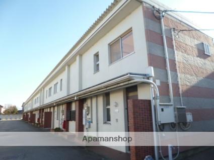 富山県富山市、下奥井駅徒歩9分の築53年 2階建の賃貸テラスハウス
