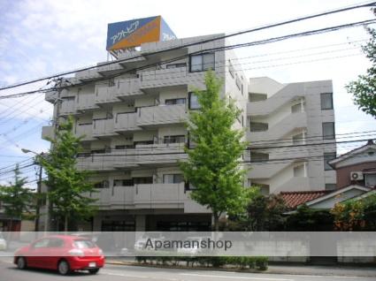 富山県富山市、稲荷町駅徒歩5分の築25年 5階建の賃貸マンション