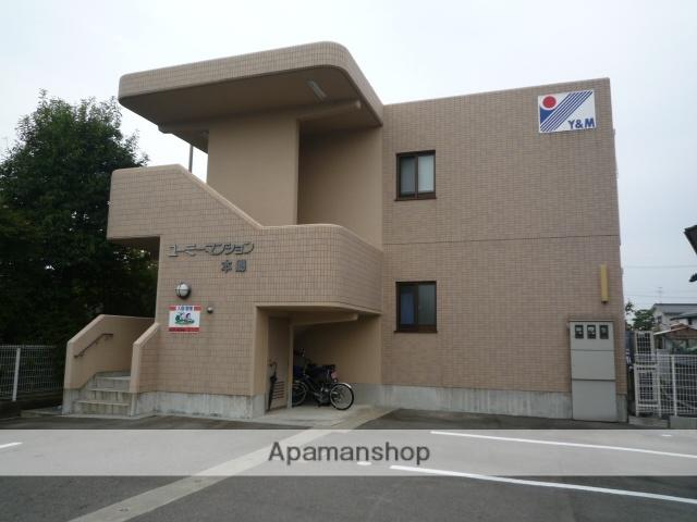 富山県富山市の築10年 2階建の賃貸マンション