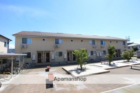 富山県富山市、大広田駅徒歩4分の築4年 2階建の賃貸アパート