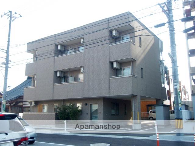富山県富山市、不二越駅徒歩6分の築15年 3階建の賃貸マンション