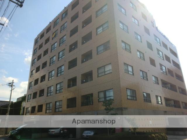 富山県富山市、上本町駅徒歩2分の築21年 11階建の賃貸マンション