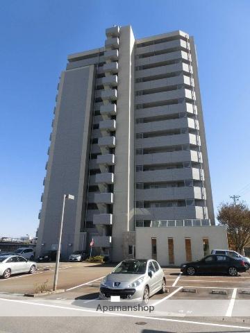 富山県富山市、富山トヨペット本社前駅徒歩1分の築10年 14階建の賃貸マンション
