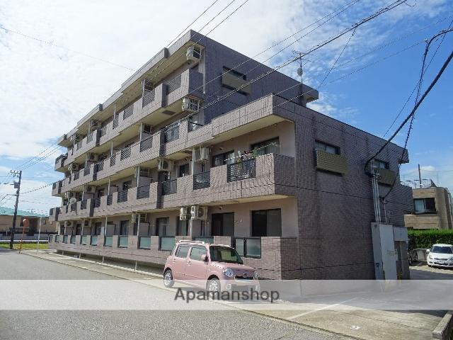 富山県富山市、南富山駅徒歩15分の築22年 4階建の賃貸マンション