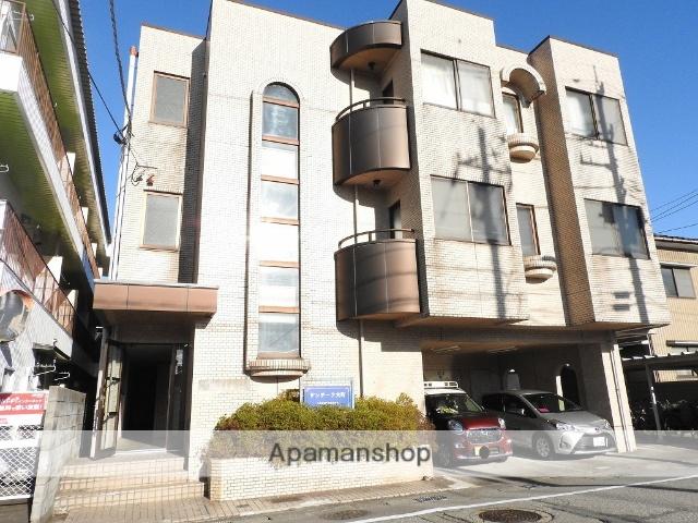 富山県富山市、南富山駅徒歩2分の築27年 3階建の賃貸マンション
