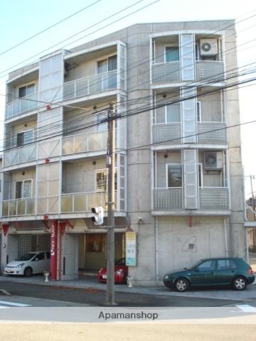富山県富山市の築21年 4階建の賃貸マンション
