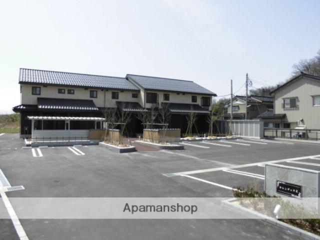 富山県富山市、西富山駅徒歩20分の築1年 2階建の賃貸アパート