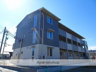 富山県富山市、東新庄駅徒歩19分の新築 3階建の賃貸アパート