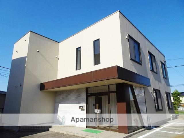 富山県富山市、東新庄駅徒歩4分の築30年 2階建の賃貸アパート
