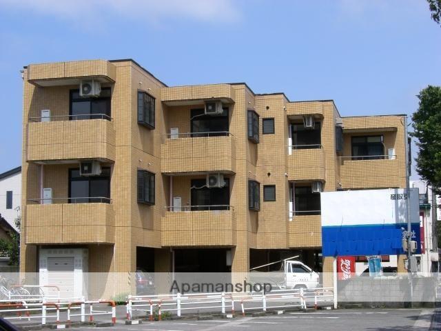 富山県富山市、小泉町駅徒歩15分の築27年 3階建の賃貸マンション