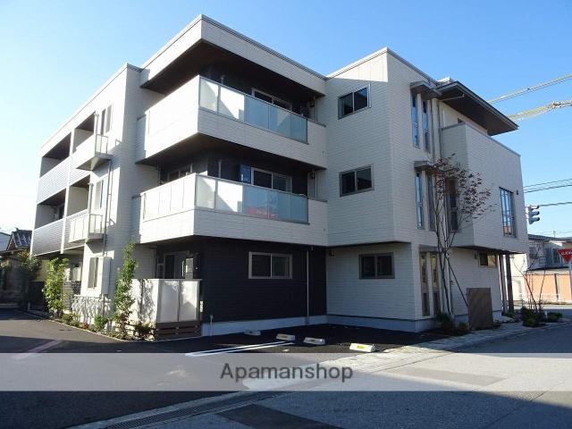 富山県富山市、堀川小泉駅徒歩6分の新築 3階建の賃貸マンション