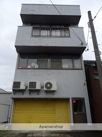富山県富山市、広貫堂前駅徒歩10分の築37年 3階建の賃貸マンション