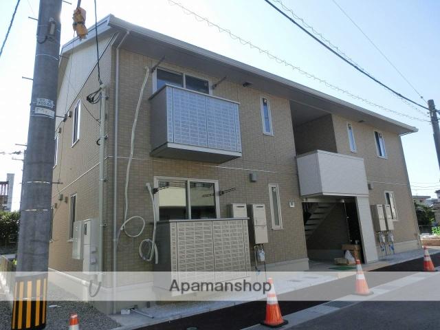 富山県富山市、安野屋駅徒歩17分の新築 2階建の賃貸アパート