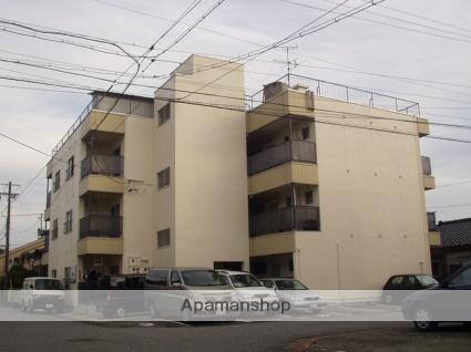 富山県富山市の築46年 3階建の賃貸マンション